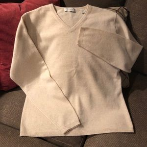 Lord & Taylor 2-Ply Cashmere Sweater